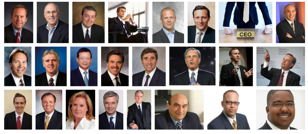 """When you put """"CEO"""" in Google Image Search"""