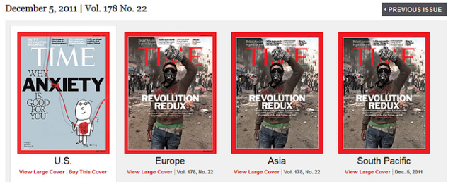 Time Magazine Covers 1