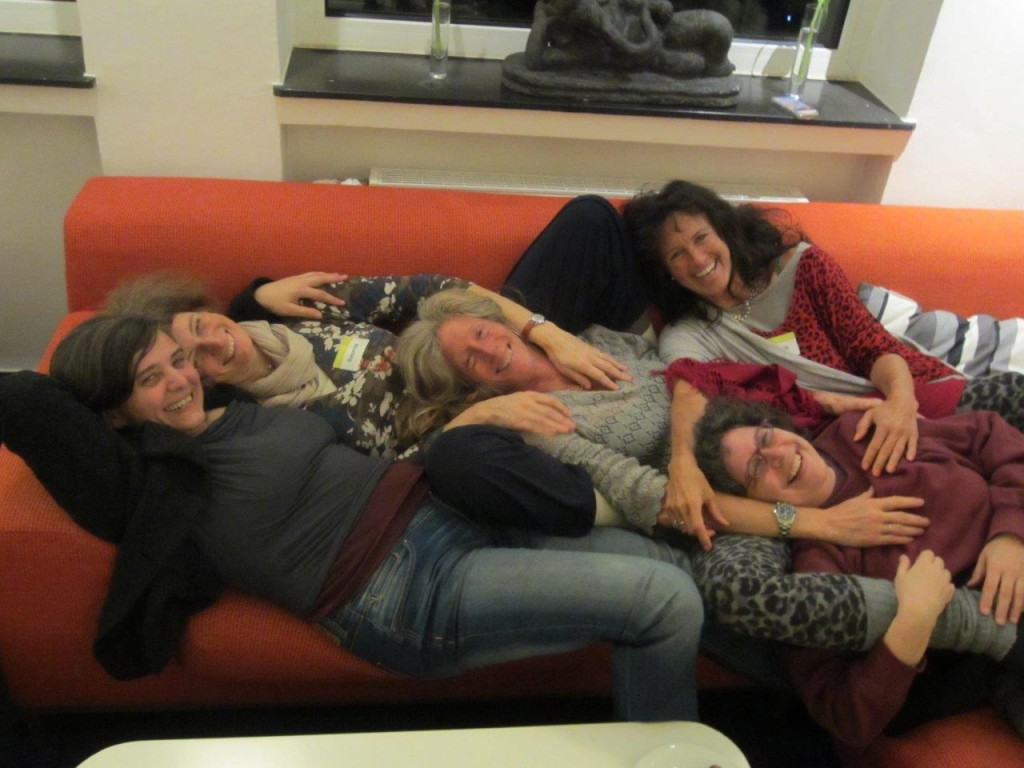 From Miki's LYI retreat in Germany this year