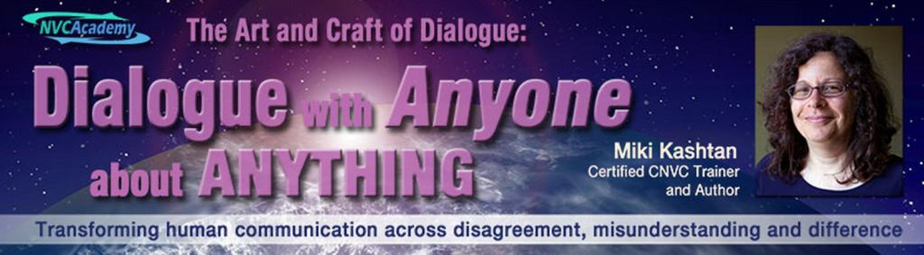 NVCA Dialogue
