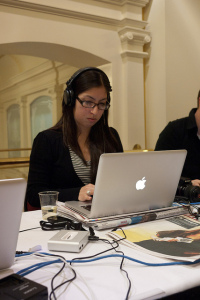 Transcribing interviews