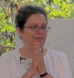 Miki teaching in India 2012crop