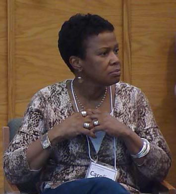 Caroline Blackwell at the 2013 Ohio training