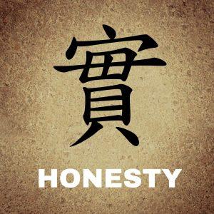 chinese honesty