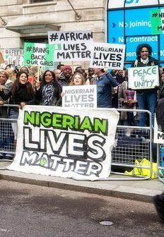 Nigerian Lives Matter