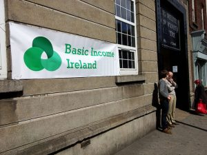 basic income Ireland