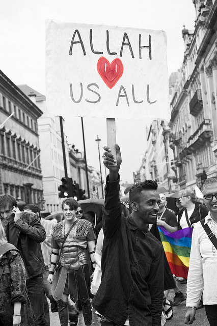 Freedom to be Muslim and Gay