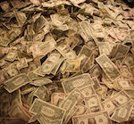 """Matching Resources to Needs: Learning to Receive through Participating in """"Money Piles"""""""